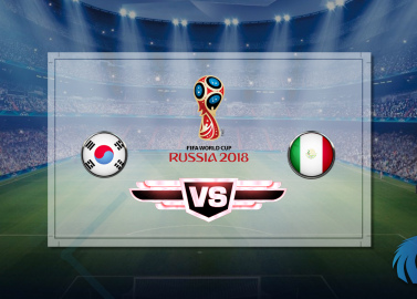 The Republic of Korea, Mexico, 23 June 2018 forecast and bet on the world Cup