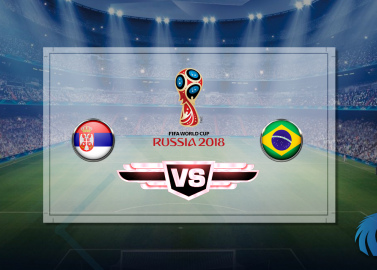 Serbia – Brazil, 27 June 2018, forecast and bet on the world Cup