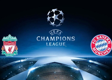 Liverpool – Bayern on 19 February 2019