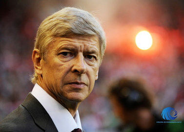 At the end of the season Wenger will leave Arsenal