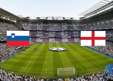 Football prediction for the game England - Slovenia 05.10.2017. Betting odds and bookmakers for the game