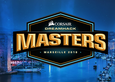 The next time the participants of DreamHack Masters will travel to Marseille