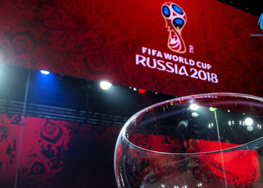 Behind the scenes of the draw of the World Cup in 2018?