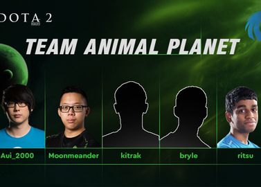 In eSports there is a new team - Team Animal Planet
